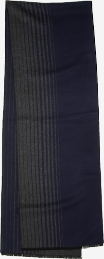 SEIDENSTICKER Schal ' Schwarze Rose ' in blau, Produktansicht