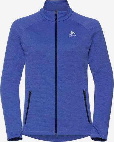 ODLO Jacke ' Midlayer full zip PROITA ' in blau, Produktansicht