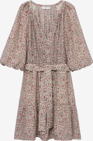 MANGO Dress 'Feroe' in Mixed colors
