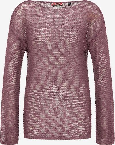 myMo ROCKS Pullover in lila, Produktansicht