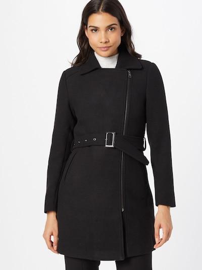 ABOUT YOU Přechodný kabát 'Meike' - černá, Model/ka