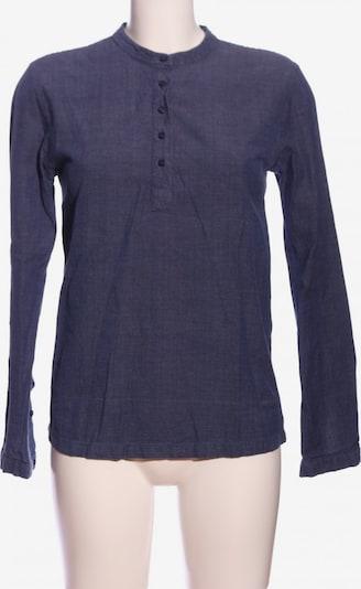 Ezekiel Langarm-Bluse in S in blau, Produktansicht
