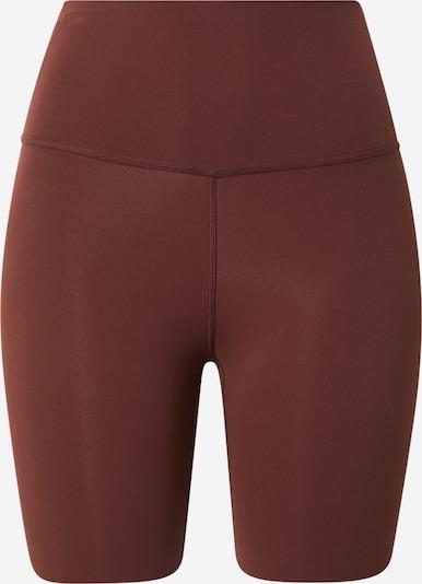 NIKE Sportske hlače 'Luxe' u smeđa, Pregled proizvoda
