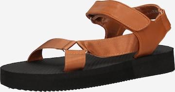 smėlio Public Desire Sportinio tipo sandalai 'THREAT'