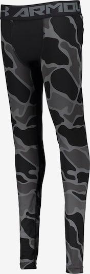 UNDER ARMOUR Leggings in anthrazit / schwarz, Produktansicht