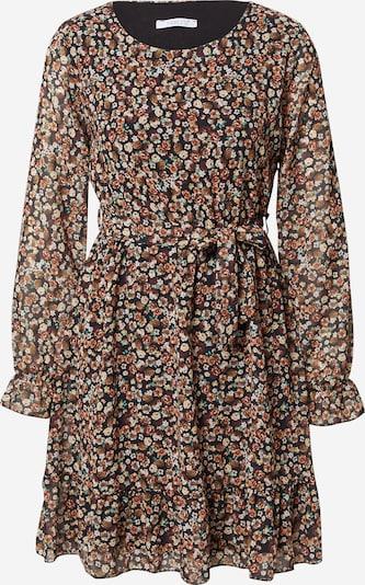 Hailys Kleid 'Gianna' in beige / braun / gelb / hellgrün / schwarz, Produktansicht