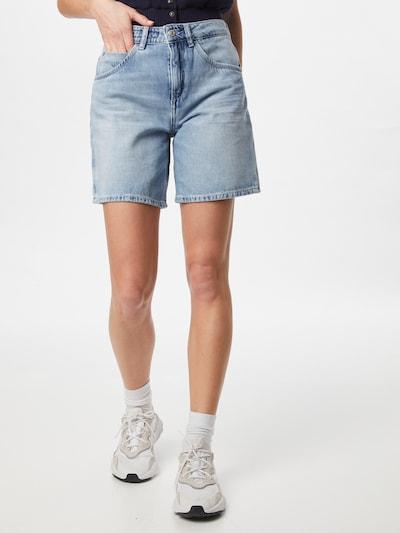 DRYKORN Jeans 'Caba' in blue denim, Modelansicht