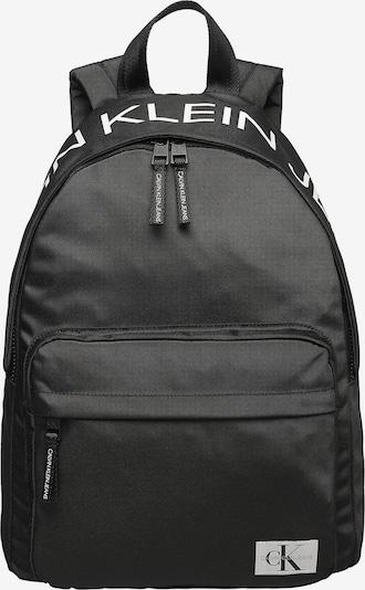 Calvin Klein Jeans Sac à dos en noir / blanc, Vue avec produit