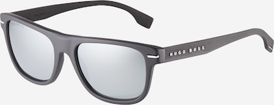 BOSS Casual Sunglasses in Black / Silver, Item view