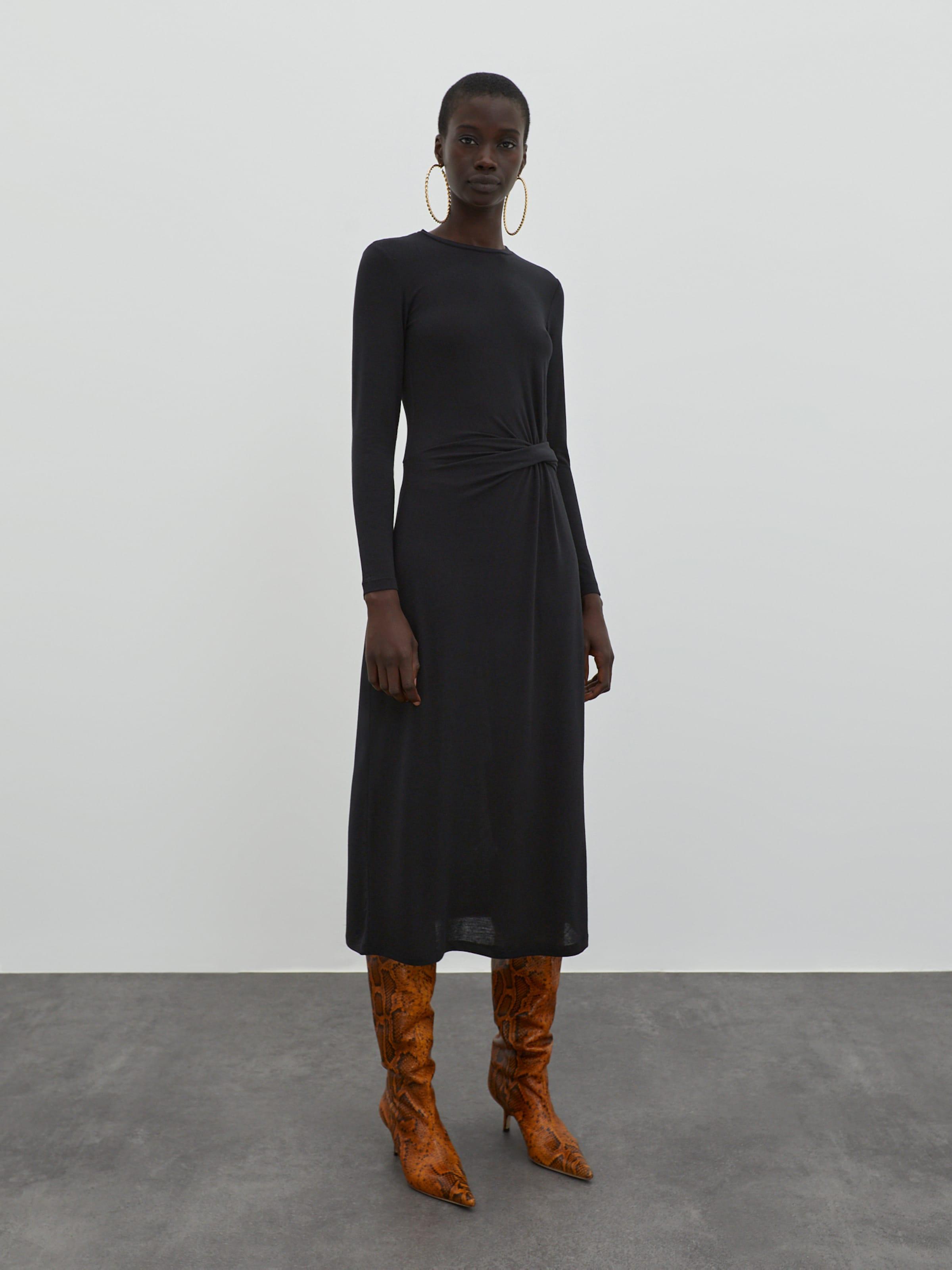 EDITED Kleid 'Talea' in schwarz