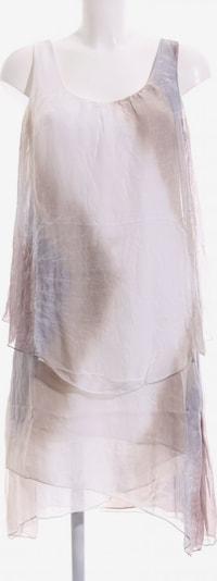Poolgirl Blusenkleid in S in braun / silber / wollweiß, Produktansicht