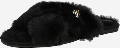 Lauren Ralph Lauren Pantolette 'SYDNI' in schwarz, Produktansicht