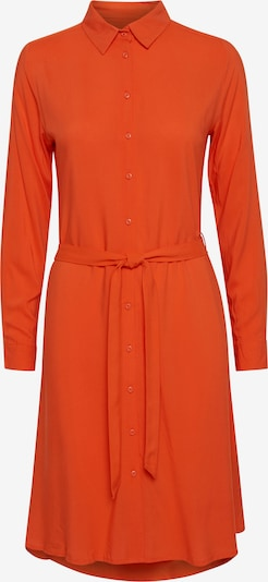 ICHI Blusenkleid 'IHMAIN' in orange, Produktansicht