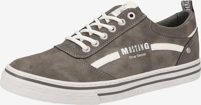 MUSTANG Sneakers laag in de kleur Aardetinten / Wit, Productweergave
