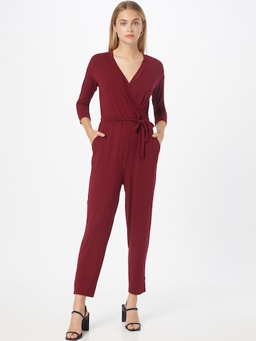 Blutsgeschwister Jumpsuit 'Cache Un Coussin' in Red