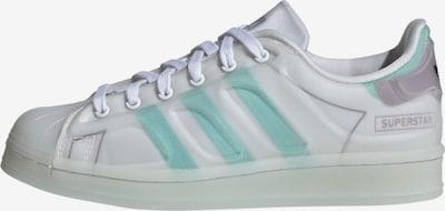 ADIDAS ORIGINALS Sneaker 'Superstar' in grau / mint / weiß, Produktansicht