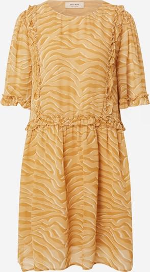 MOS MOSH Robe 'Malise' en jaune / jaune clair, Vue avec produit