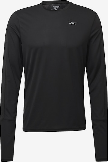 REEBOK Funktionsshirt 'Running Essentials' in schwarz, Produktansicht