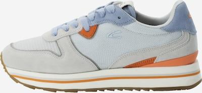 CAMEL ACTIVE Sneaker in blau / grau / orange, Produktansicht