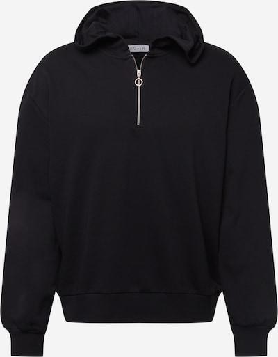 NU-IN Sweatshirt in de kleur Zwart, Productweergave