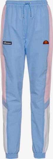 ELLESSE Nylonhose 'Eulalia' in hellblau / rosé, Produktansicht