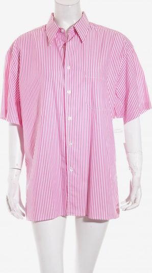 BURBERRY Hemd in L in rosa / weiß, Produktansicht