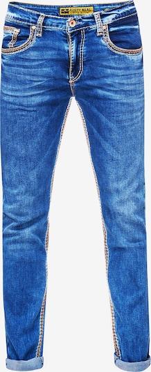 Rusty Neal Jeans 'LEVIN 1' in blau, Produktansicht