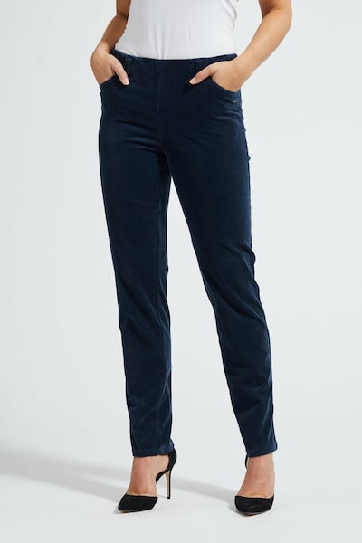 LauRie Stoffhose 'KELLY' in navy, Modelansicht