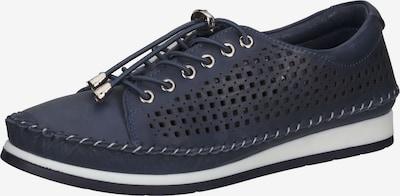 COSMOS COMFORT Chaussure de sport à lacets en marine, Vue avec produit