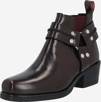 SCOTCH & SODA Stiefelette 'Sheila' in bordeaux, Produktansicht