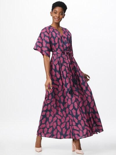 STEFFEN SCHRAUT Kleid 'Bahian' in dunkelblau / pink, Modelansicht