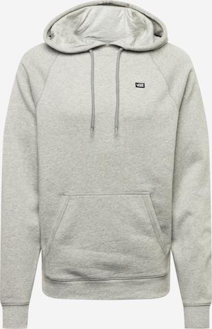 VANSSweater majica 'VERSA STANDARD' - siva boja
