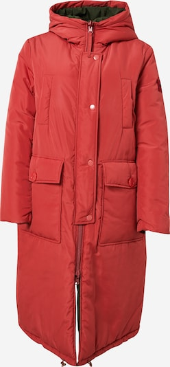 OOF WEAR Winter parka in blood red, Item view