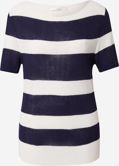 Guido Maria Kretschmer Collection Pullover 'Dana' in blau / weiß, Produktansicht