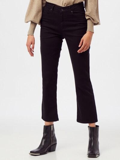 MORE & MORE Jeans in schwarz, Modelansicht