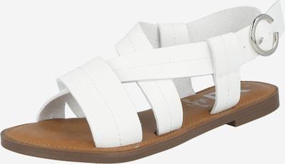 Xti Sandali s paščki | bela barva, Prikaz izdelka