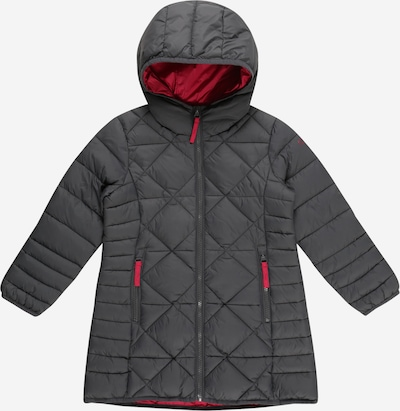 CMP Outdoor jacket in Dark grey / Raspberry, Item view