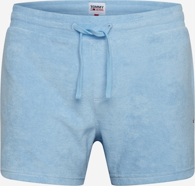 Tommy Jeans Nohavice 'TOWELING' - dymovo modrá, Produkt