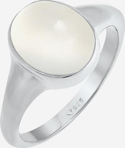 ELLI Ring in de kleur Zilver, Productweergave
