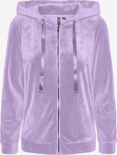 VERO MODA Zip-Up Hoodie in Purple, Item view