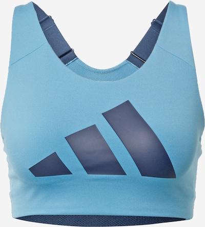 ADIDAS PERFORMANCE Sportovní podprsenka 'ULT ALPHA' - námořnická modř / kouřově modrá, Produkt