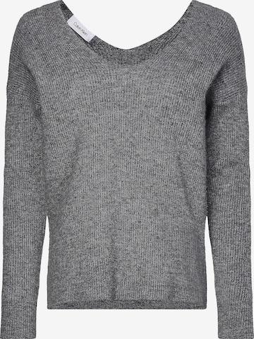 Pull-over Calvin Klein en gris
