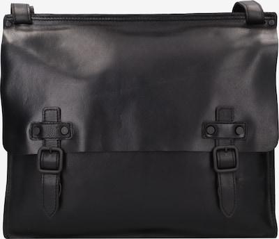 Harold's Aktentasche 'Aberdeen' in schwarz, Produktansicht