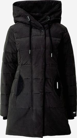 khujo Winterjacke 'Sherma' in schwarz, Produktansicht