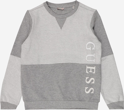 GUESS Sportisks džemperis 'Terry' pelēks / gaiši pelēks, Preces skats