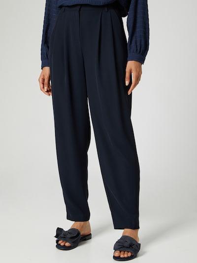 Guido Maria Kretschmer Collection Панталон с набор 'Mila' в тъмносиньо, Преглед на модела