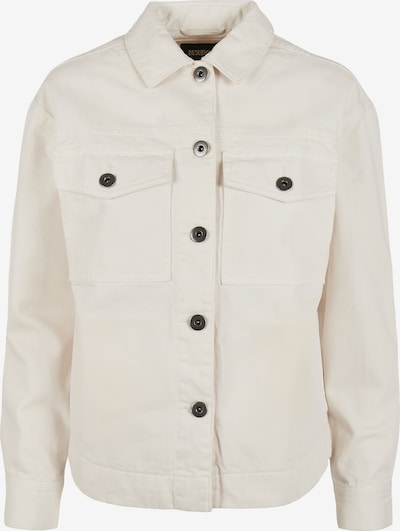 Urban Classics Jacke in wollweiß, Produktansicht