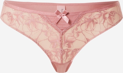 fáradt rózsaszín Hunkemöller String bugyik 'Marit', Termék nézet