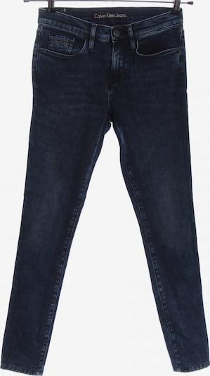 Calvin Klein Jeans Röhrenjeans in 25-26 in blau, Produktansicht