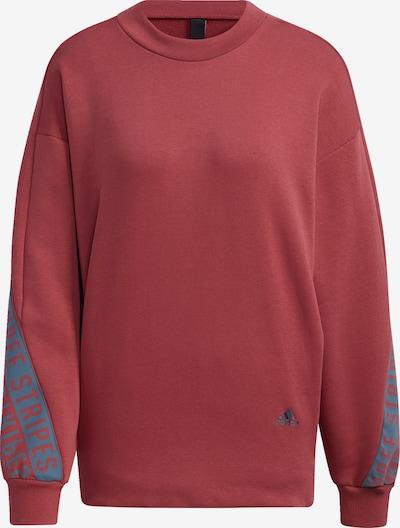 ADIDAS PERFORMANCE Sportsweatshirt in rot, Produktansicht